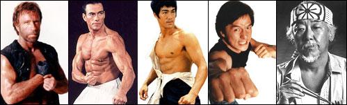 Karate Movies Montage