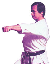 Basic Karate Moves Enoeda Gyaku Zuki