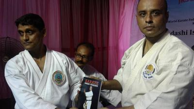 with Shihan Subrata Ghosh