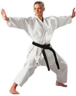 Karate Kata Unsu