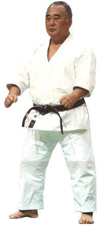Karate Legends Taiji Kase 1