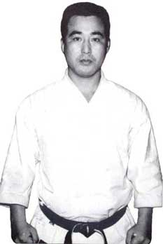 Karate Legends Taiji Kase 2