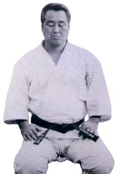Karate Legends Taiji Kase 3