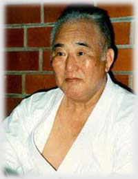 Karate Legends Taiji Kase 6