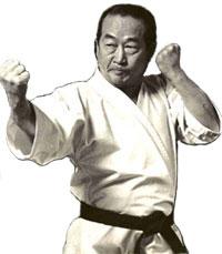 Karate Master Nakayama Sochin