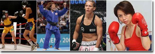 Karate Woman - Montage 1