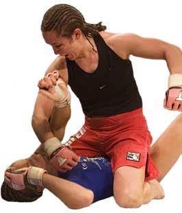 Karate Woman - Womens MMA 1