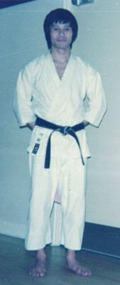 My Picture of Kawazoe Sensei