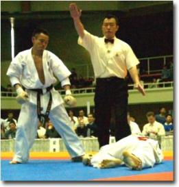 Kyokushin Karate Knockdown