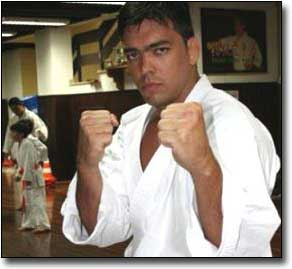 Lyoto Machida - Shotokan and MMA