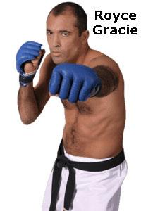 UFC Pioneer Royce Gracie