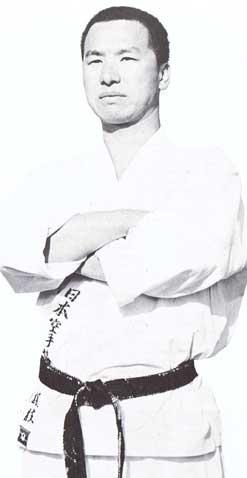 Shotokan Tiger Enoeda 1
