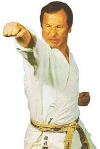 Shotokan Tiger Enoeda Kizami