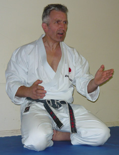 Walt Seiza Talking