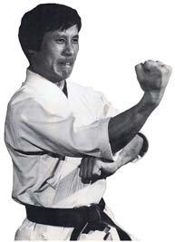 Basic Karate Moves Kawazoe Tekki