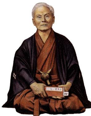 Gichin Funakoshi - Karate Master