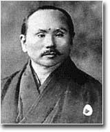 Gichin Funakoshi Middle Age