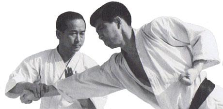 Karate Kata Bunkai Nakayama