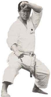 Karate Kata Sochin