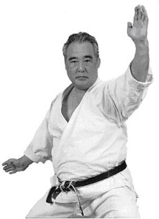 Karate Legends Taiji Kase 5